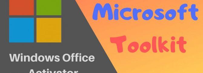 نحوه فعالسازی ویندوز ۱۰ با استفاده از Microsoft Toolkit