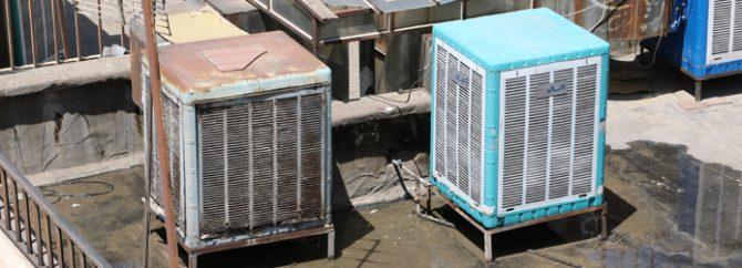 هشدارهای ایمنی در مورد کولرهای آبی