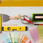 انتخاب رنگ مناسب برای نقاشی ساختمان