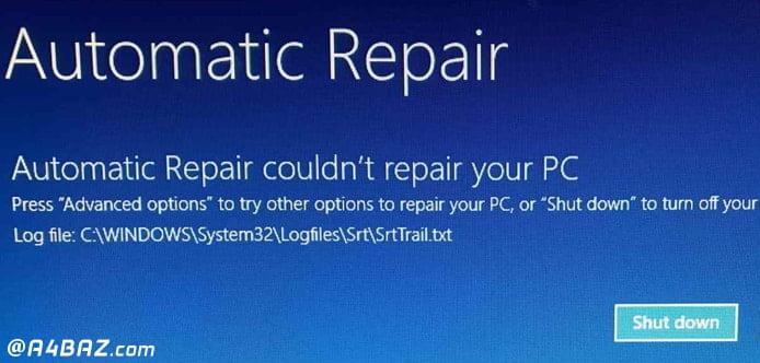 مشکل Cmos کامپیوتر