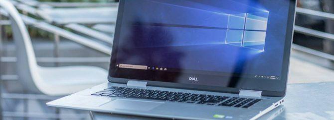 مشکلات نرم افزاری لپ تاپ دل