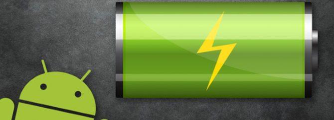 راهکارهایی برای کاهش مصرف باتری اندروید