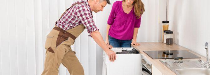 نکات حمل و جابه جایی ماشین لباسشویی