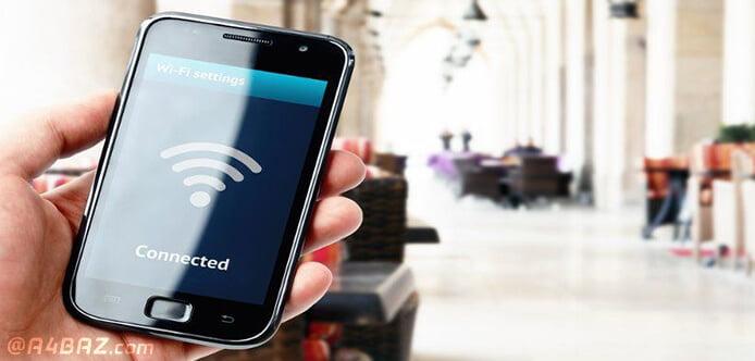 رمز عبور WiFi