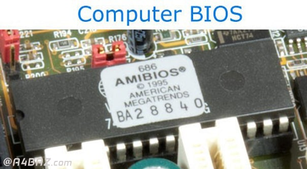 مشکلات بایوس کامپیوتر