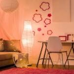 اصول رنگ آمیزی اتاق خواب چیست؟