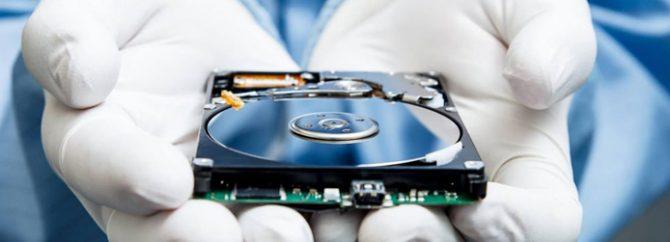 بازیابی و ریکاوری اطلاعات استوریج های DAS