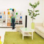 چک لیست خانه تکانی و نظافت منزل