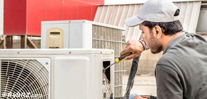 علت داغ شدن کمپرسور کولر گازی
