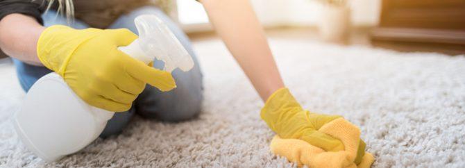 بهترین روش شستن فرش در خانه
