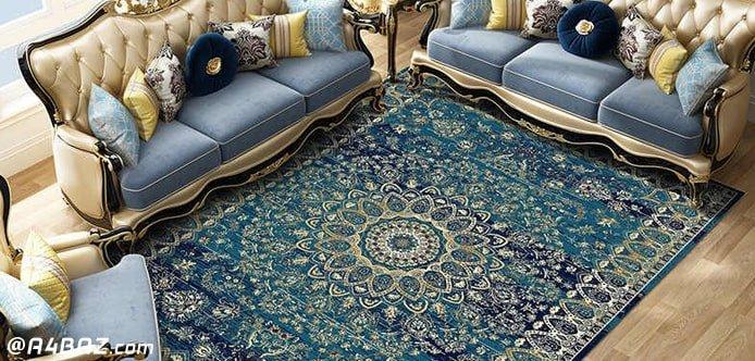 روش تمیز کردن فرش با شامپو فرش، آسانترین روش برای شستن فرش در خانه