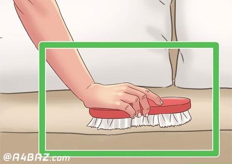 لکه گیری با شستشوی مبل بصورت اصولی
