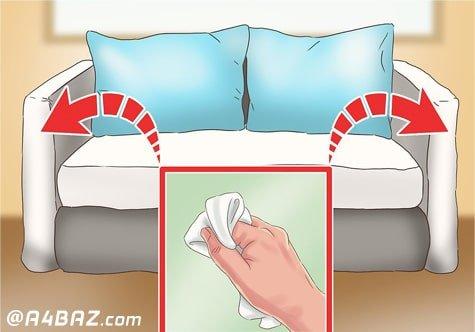 شستشو و تمیز کردن مبل