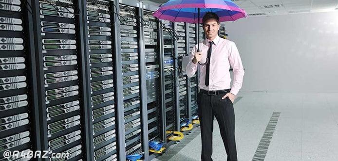 ریکاوری و بازیابی اطلاعات سرور