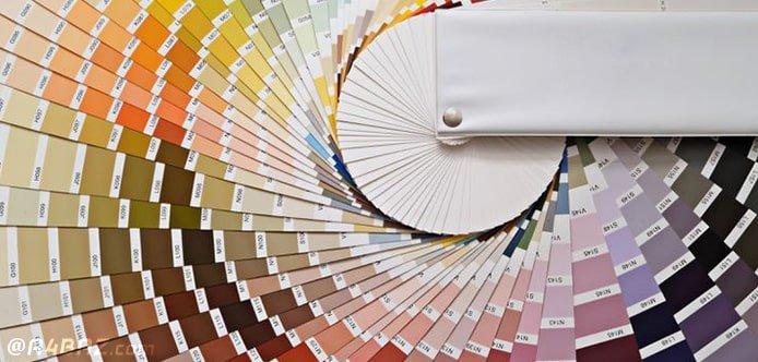 انتخاب بهترین رنگ ساختمان