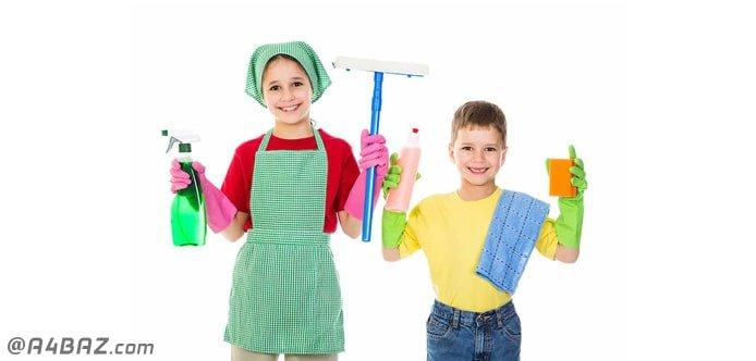 سرویس نظافت خانه