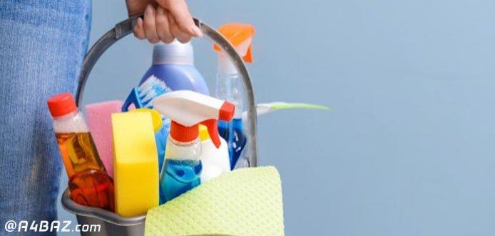 تمیزی خانه و منزل