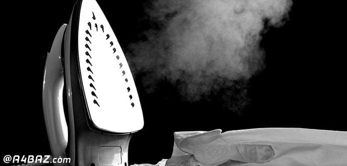 تمیز کردن رسوب اتو بخار