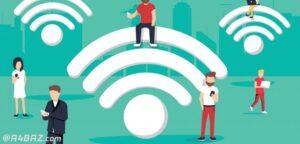 حذف نقاط کور WiFi