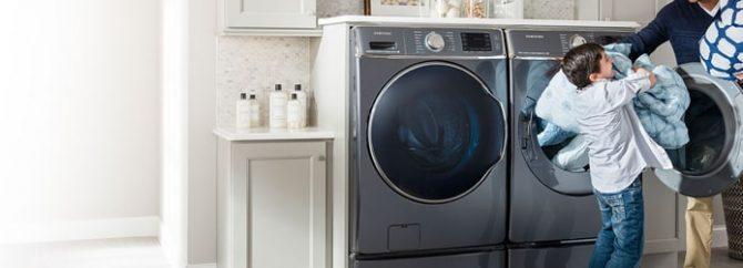 تمیز و ضدعفونی کردن لباسشویی را جدی بگیرید