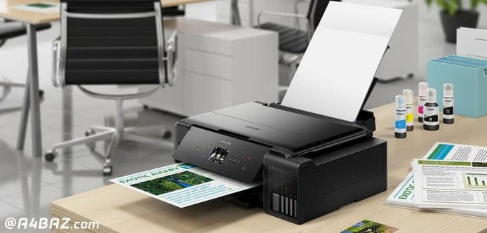 استفاده از چاپگر