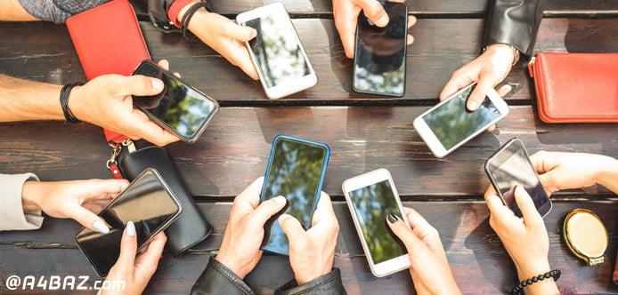 سرویس و تعمیر موبایل