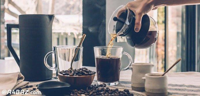 طرز کار با قهوه ساز
