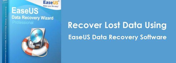 معرفی قابلیتهای برنامه EaseUS Data Recovery