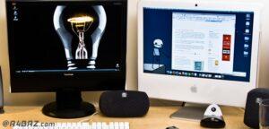 اتصال بی سیم دو رایانه