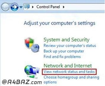ایجاد شبکه ad hoc