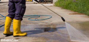 نظافت مجتمع مسکونی
