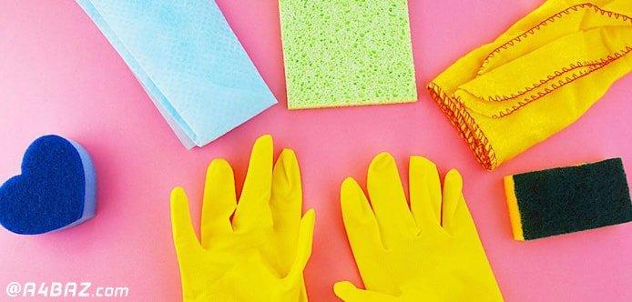 برنامه ریزی روزانه برای نظافت منزل