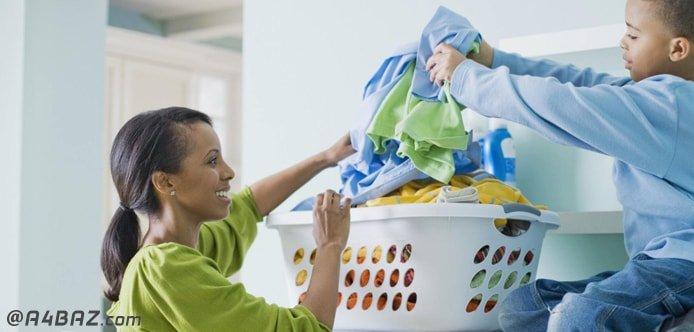چگونه در کارهای خانه زرنگ باشیم