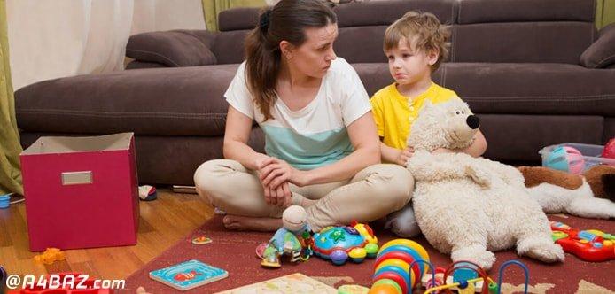 تقسیم کارهای برای نظافت منزل