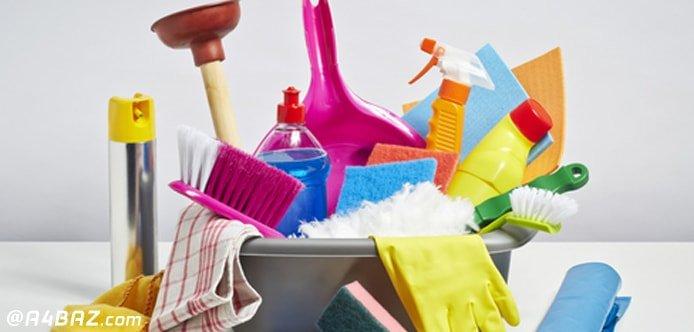 تقسیم کردن کارهای خانه