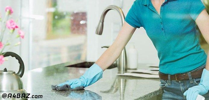 لیست کارهای روزانه منزل