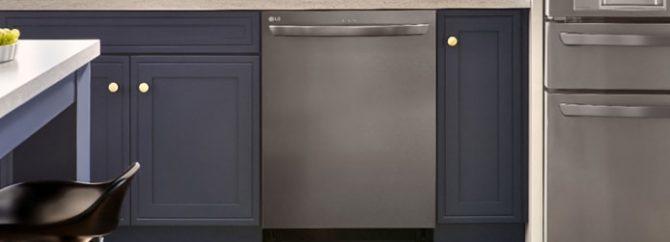 راهنمای نصب و راه اندازی ماشین ظرفشویی ال جی