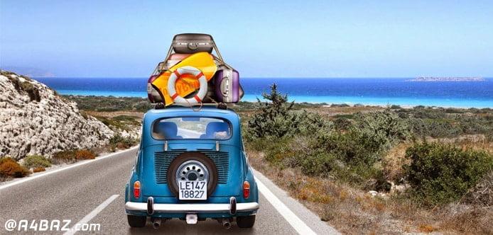 چک لیست آماده سازی خودرو برای سفر