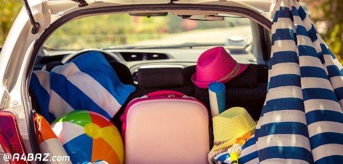 توصیه های سفر با خودرو شخصی