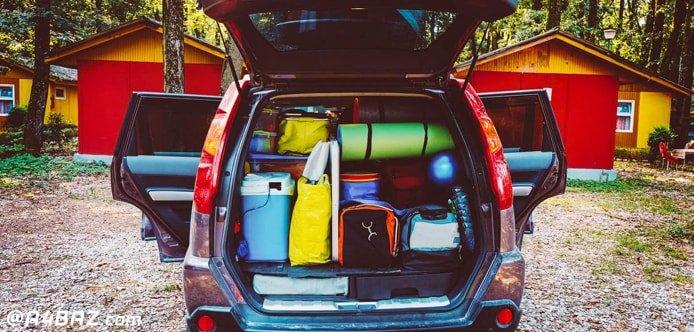 تجهیزات ضروری داخل خودرو
