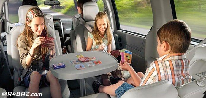 آماده سازی خودرو برای مسافرت