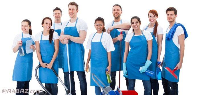 خدمات نظافت منزل شمال تهران با کمترین قیمت
