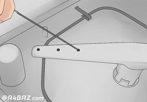 بوگیری ماشین ظرفشویی