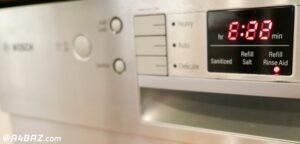 نصب ماشین ظرفشویی بوش