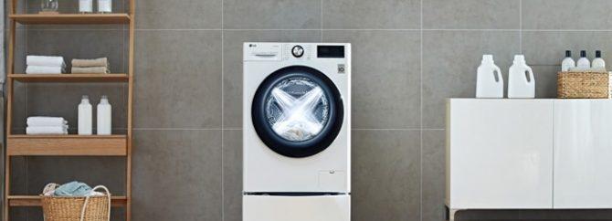 راهنمای نصب و راه اندازی ماشین لباسشویی ال جی