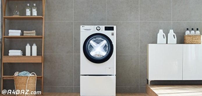 راهنمای نصب ماشین لباسشویی