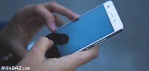 سیاه شدن صفحه گوشی موبایل