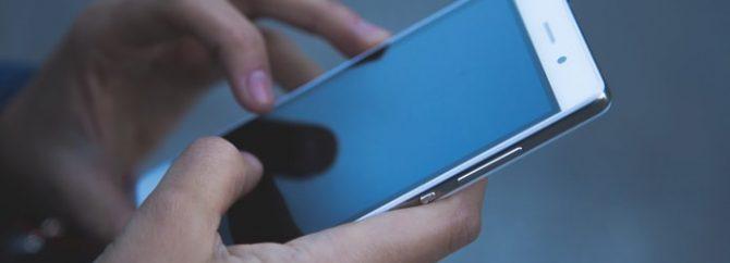 علت سیاه شدن صفحه گوشی موبایل اندرویدی