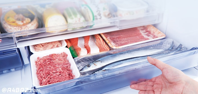 نگهداری گوشت بیرون از یخچال