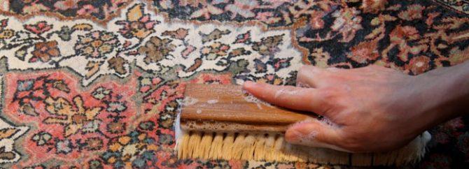 شستن فرش در خانه با این نکات طلایی